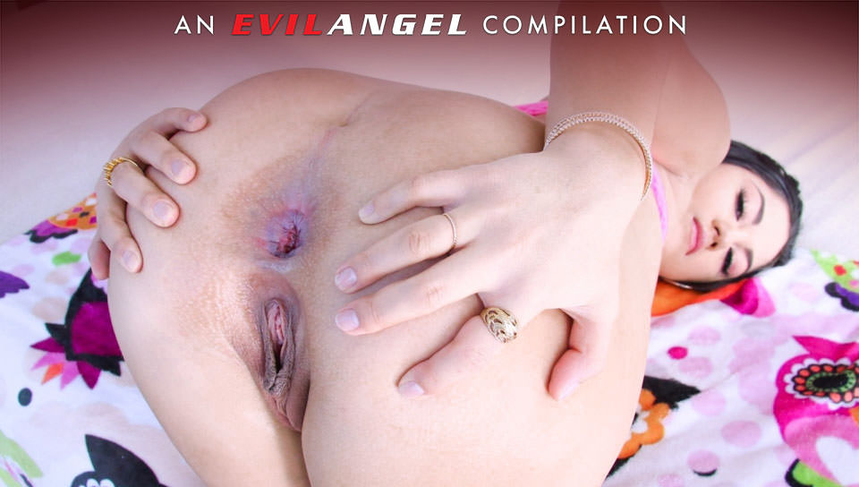 Gaping Compilation #03 - Mike Adriano, Scene #01