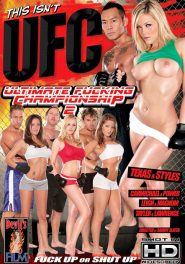 This Isn't UFC - Ultimate Fucking Championship #02 DVD Cover