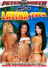 Best Of Latina Fever Dvd Cover