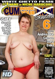 I Wanna Cum Inside Your Grandma #06 DVD Cover