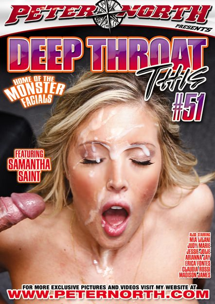 Deep throat this 29 dvd