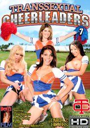 Transsexual Cheerleaders #07 Dvd Cover