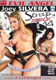 Strap Attack #14 DVD Cover