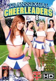 Transsexual Cheerleaders #08 Dvd Cover