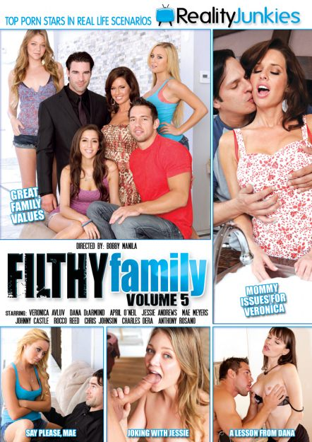Filthy Family Volume 05