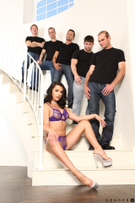 TS Gangbang Auditions - Scene 1 picture 43