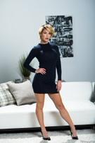 Glamour - Kenzie Taylor, Kit Mercer, Lana Sharapova picture 28