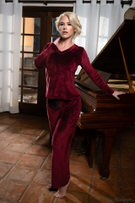 Glamour - Kit Mercer & Indica Monroe picture 24