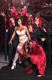The Devils GangBang Picture