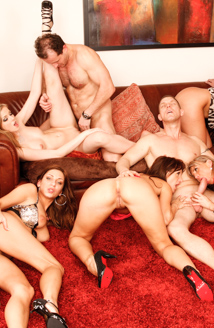 5 Incredible Orgies Picture