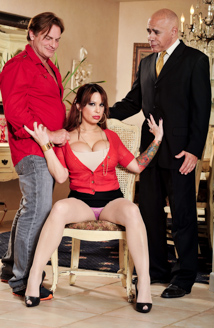 Seduced By The Boss's Wife #04 Picture