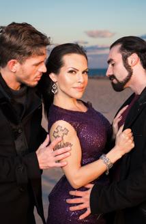Ts Foxxy, Alexander Gustavo, & Jake Karhoff Picture