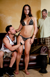Seduced By The Boss' Wife #09 Picture